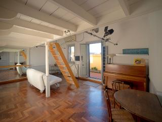 Terrazzo Apartment (a loft with a piano)