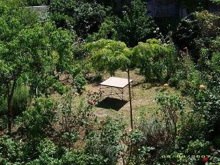 Maison avec jardin en centre ville