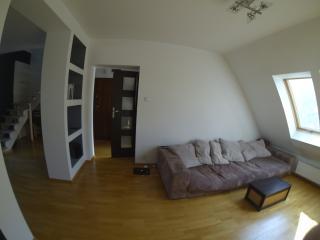 Dwupoziomowy apartament, 82m, parking, Poznan