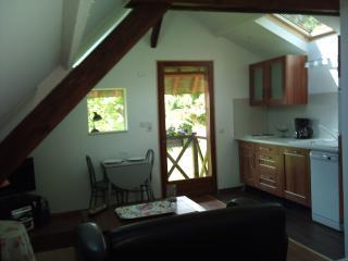 """""""La charretterie"""", grand loft pour 2 personnes, Bonneville-la-Louvet"""