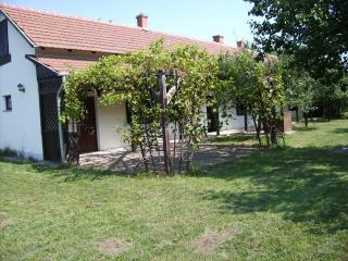 Ungarisches Landhaus am Theiß-See, Abadszalok