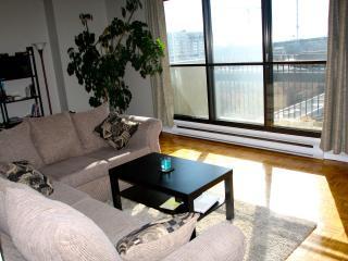 cozy and comfortable condo, opposite the Metro!, Montreal