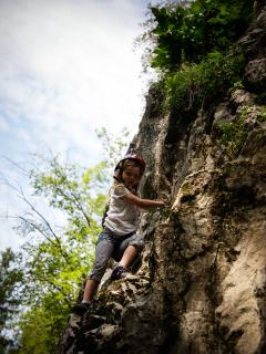 Our sports: Climbing