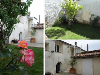 Passe-roses, Maison de pêcheurs, le Vieux Chapus, Bourcefranc le Chapus