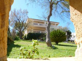 Portal Llis, fantástica casa frente a la Playa., Cala Romantica