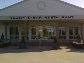 On site bar/restaurant