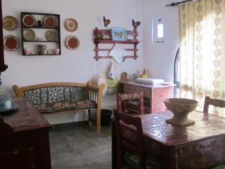 Casa de Aldeia rustica com pateo e churrasco
