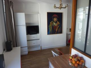 Appartement cosy au pied du Metro, Montrouge
