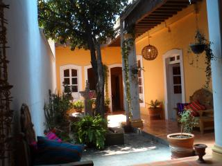 Vacation home in historical center of Morelia