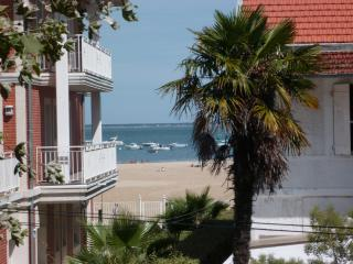 Arcachon Appartement 2 pieces + balcon vue mer