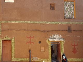 Dar Khmisa - Typisches Berberhaus, Zagora