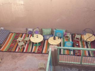 Dar Khmissa - Typisches Berberhaus, Zagora