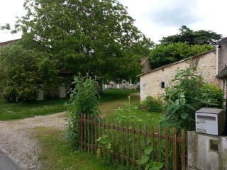 gîte de charme proche Poitiers-Futuroscope, Montamise