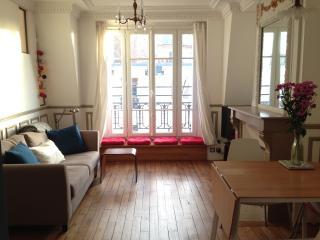 Nid romantique à Paris