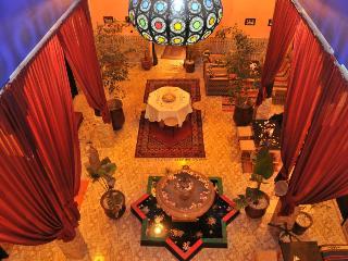 Hotel Riad El Kennaria, Marrakech