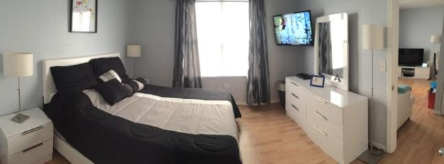 Nice Apartment , with a room and a living room with a sofa ,two TVs and a Play Station ,very quiet !