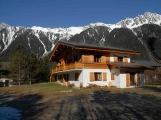 Grand chalet familial à Chamonix