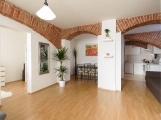 Deluxe Apartment mit Garten