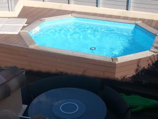 Villa tout confort, piscine, 5min des plages, Villeneuve-les-Maguelone