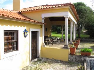 Moradia de férias numa quinta a sul de Lisboa