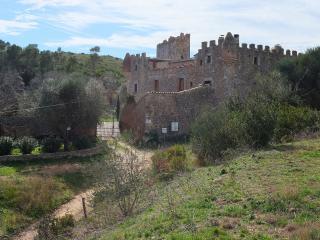 La casa  (masia fortificada)