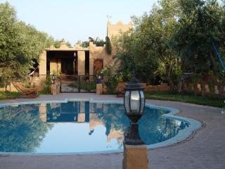 VILLA PISCINE et SPA  8-9 pers Montagne Marrakech