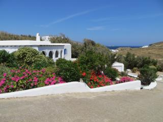 Charming house with wonderful garden, Mykonos-Stadt