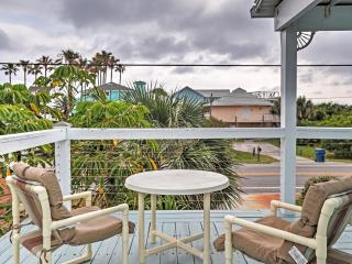 New Listing! Lovely 2BR New Smyrna Beach House w/Wifi, Private Deck & Beach Access - Nestled in a Quiet Beach Community!