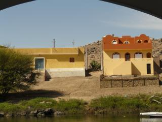 Gite cottage FIRST CATARACT, Egypte, Aswan