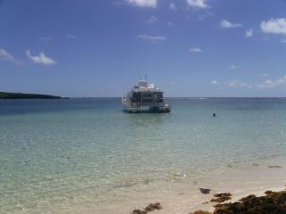 Allée des Alamandas, Gosier (Guadeloupe)