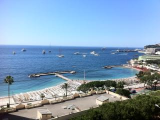 Appartement de vacances a Monaco face a la mer