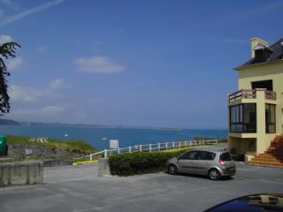 Appartement 2 vues mer 10 mètres la plage, Saint-Jacut-de-la-Mer
