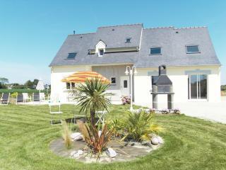 Villa vue mer 4 chambres, 4 salles de bain, Saint-Jacut-de-la-Mer