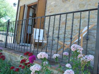 casa di campagna, Cortona