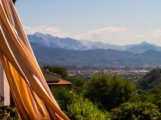 Casa del monte fra oliveto e vigneto, Arcola