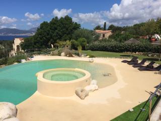 Villa Porticcio Superbe Piscine débordement