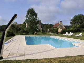 Grande maison 8 pers proche Dordogne (Sarlat), Salviac
