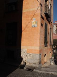 Calle Alamillo.
