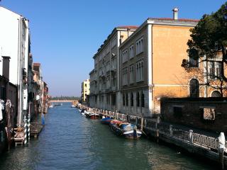 Ca' Giustina - canal view