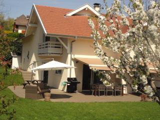 magnifique villa proche d'Annecy, vue château, Lovagny