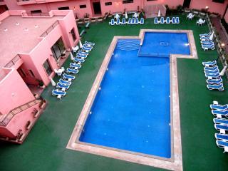appart 2 chambres haut standing avec piscine., Marrakesch