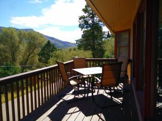 COLORADO MOUNTAIN RETREAT: GREAT VIEWS AND LOCATION