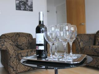 Bego's Apartment - 2 bedroom city centre flat, Aberdeen