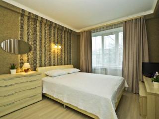 Apartment in Saint-Petersburg #2976, Kudrovo