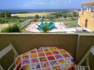 Abbaidda2,appartamento con stupenda vista sul mare, La Muddizza