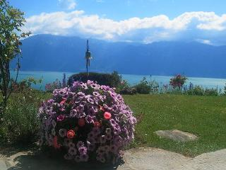 Le Lézard: Bed & Breakfast @ Montreux Riviera, Chardonne