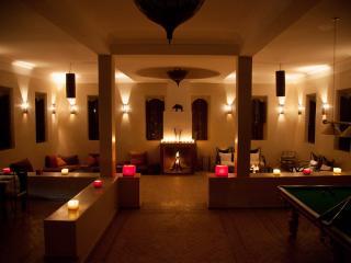 Charming villa, Marrakech