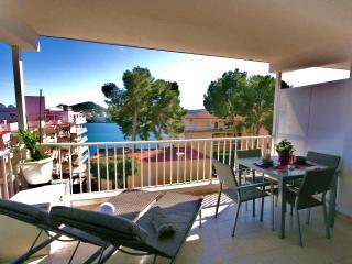 Ferienwohnung Lounge in Santa Ponsa mit Pool