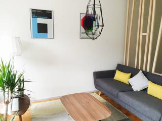 Beautiful furnished studio Champel, Ginebra
