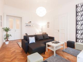 Na Smetance 1 apartment in Vinohrady with WiFi & balkon.